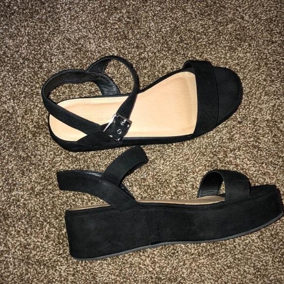 de8a2631b858 ASOS Shoes - ASOS Toucan wedge sandal